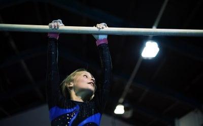 Budding gymnasts