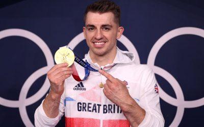 Artistic Gymnastics – Team GB Olympic medal update